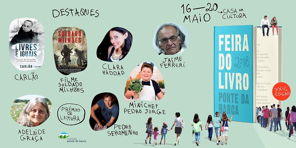 A Feira do Livro regressa a Ponte da Barca de 16 a 20 de Maio | Peneda Gerês TV