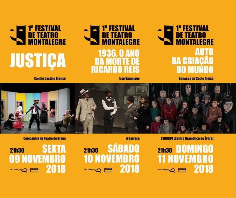 1.º Festival de Teatro regressa 6.ª feira a Montalegre | Peneda Gerês TV