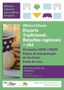 Centro de Interpretação do Território de Ponte de Lima promove oficina cultural | Peneda Gerês TV