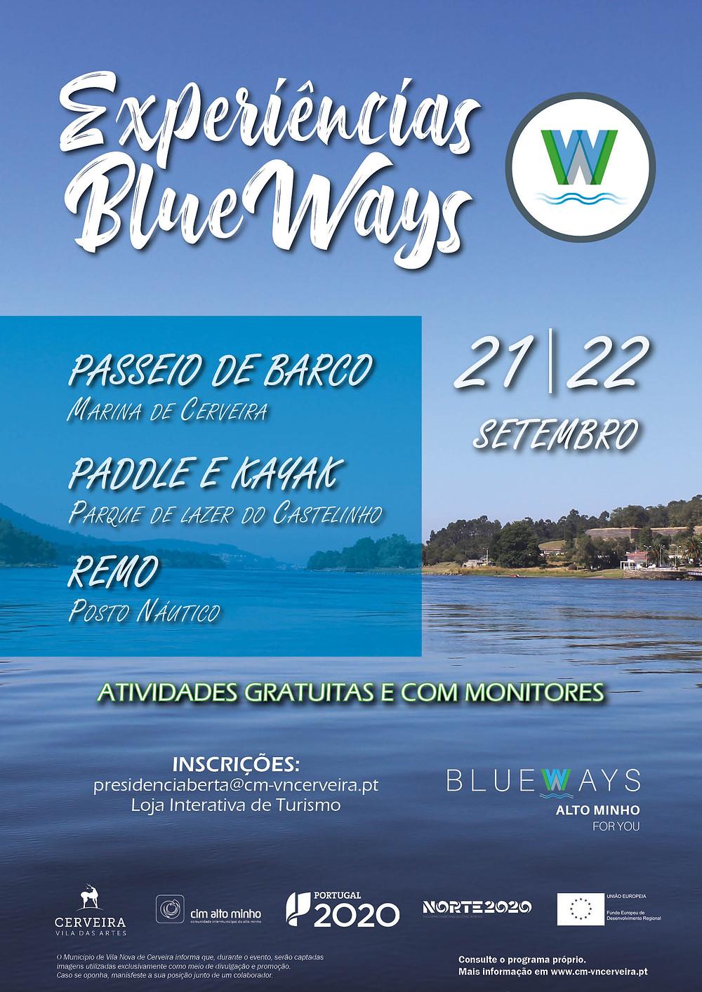 BlueWays Vila Nova de Cerveira| Peneda Gerês TV