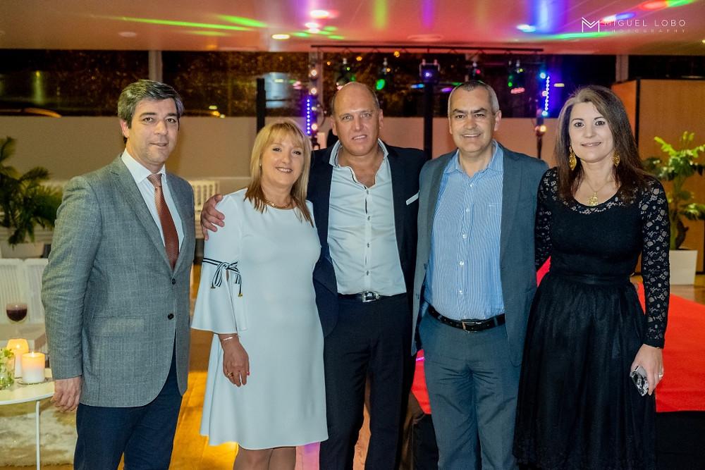 Presidente da Câmara Arcuense reuniu com a Associação de Femmes Chefs d'Entreprises | Peneda Gerês TV