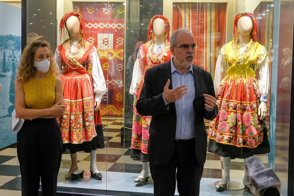 Museu do Traje com nova imagem e exposições renovadas
