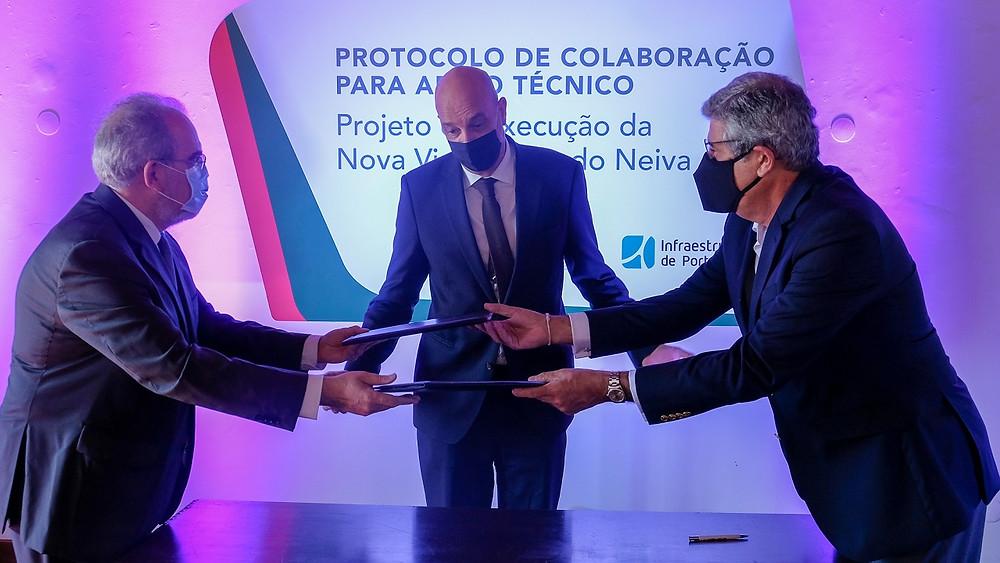 Nova Via do Vale do Neiva representa investimento de 8 milhões de euros