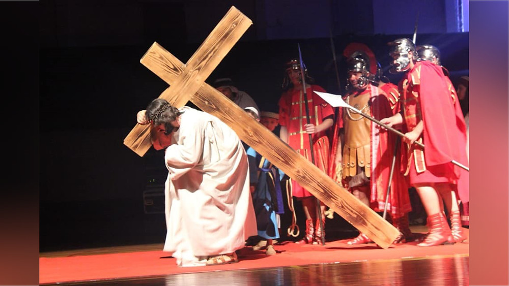 """""""A Mui Dolorosa Paixão de Nosso Senhor Jesus Cristo""""   Peneda Gerês TV"""