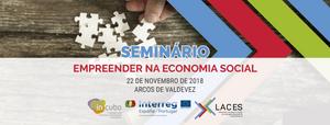 Seminário Empreender na Economia Social   Peneda Gerês TV