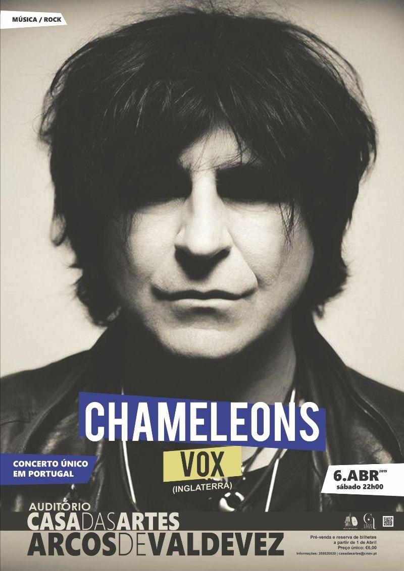 Chameleons Vox na Casa das Artes | Peneda Gerês TV