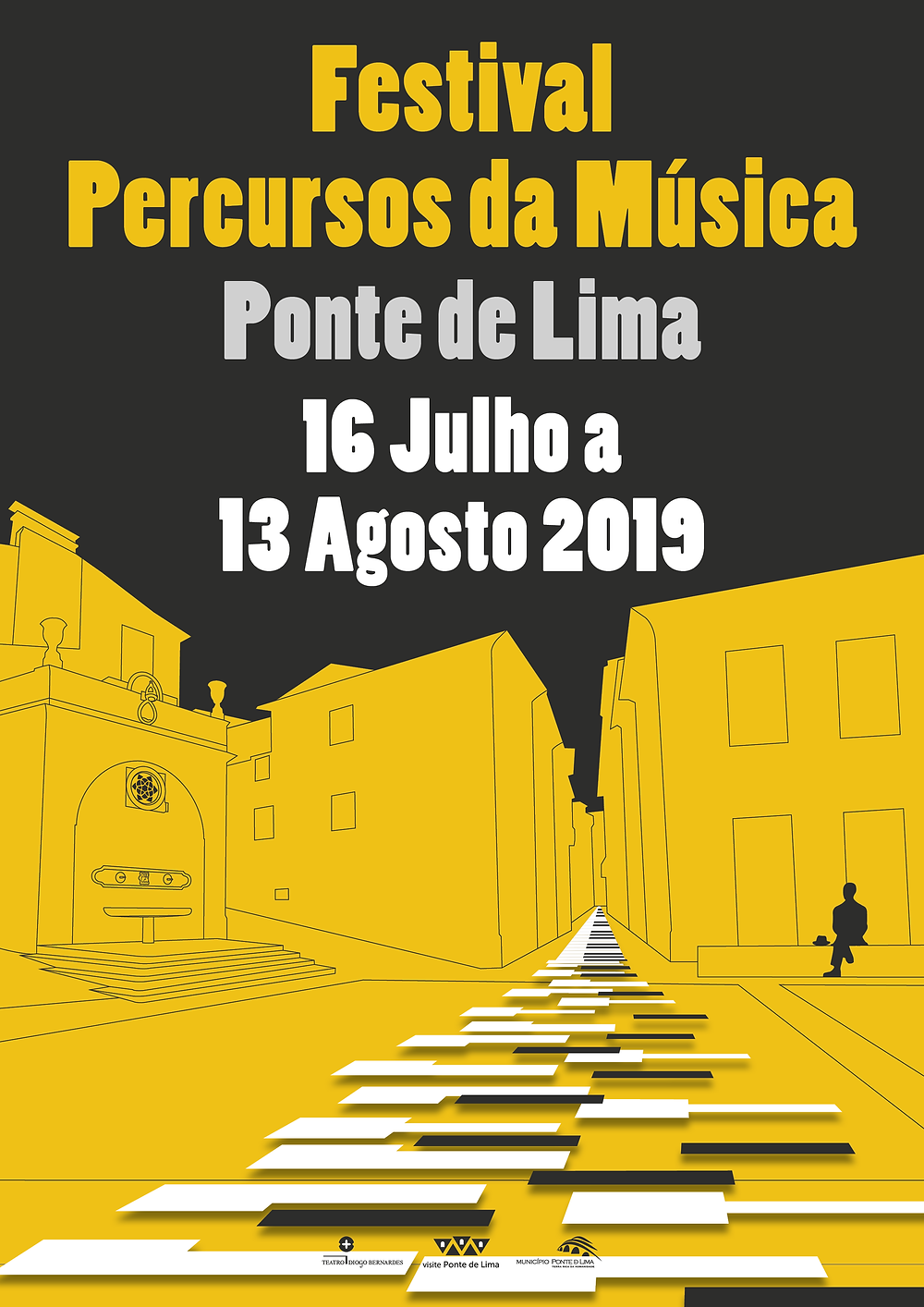 Cartaz do Festival Percursos da Música| Peneda Gerês TV