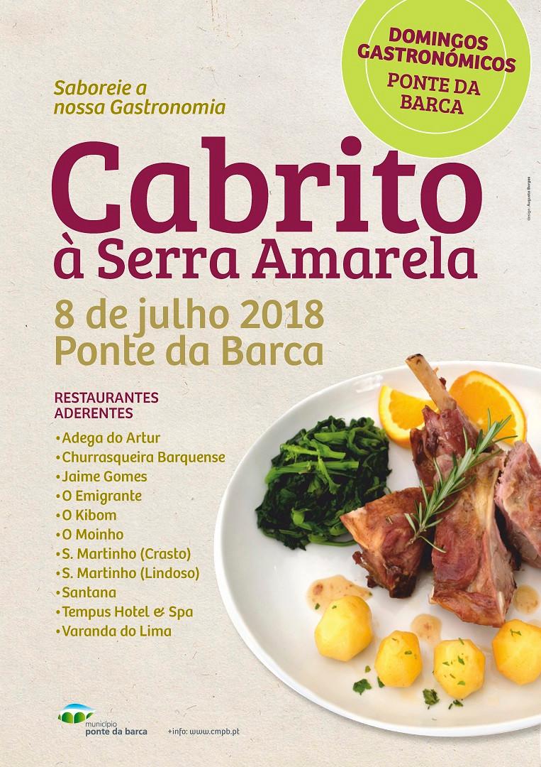 Cabrito à Serra Amarela é a iguaria a degustar nos restaurantes barquenses | Peneda Gerês TV