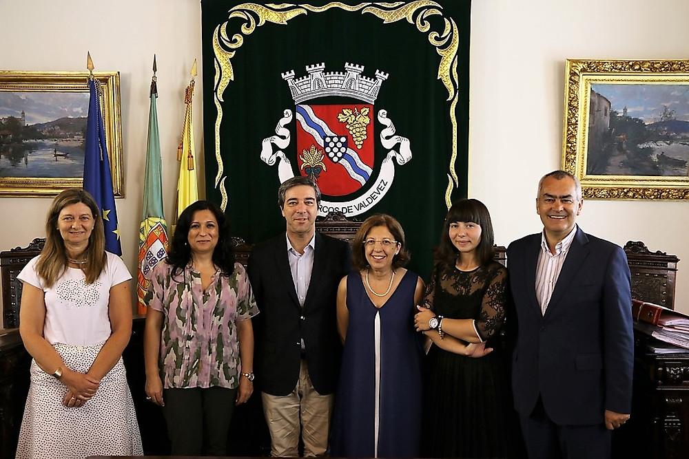 Mulheres em Maioria no Executivo Municipal de Arcos de Valdevez | Peneda Gerês TV
