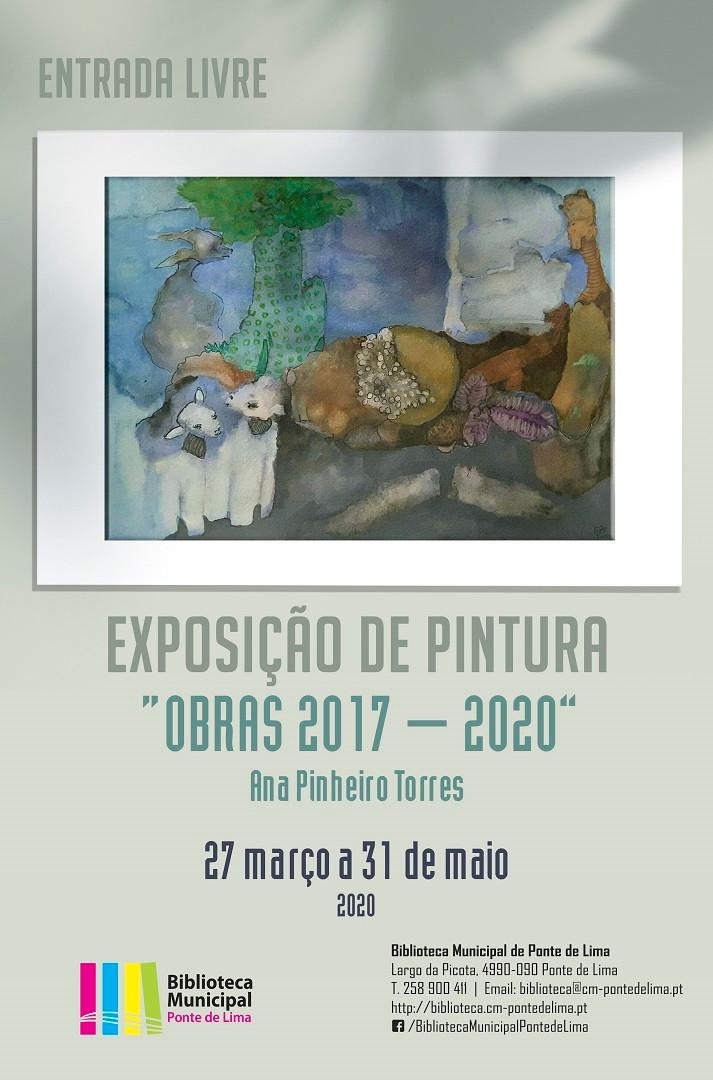 Exposição de Pintura de Ana Pinheiro Torres em Ponte de Lima | Peneda Gerês TV