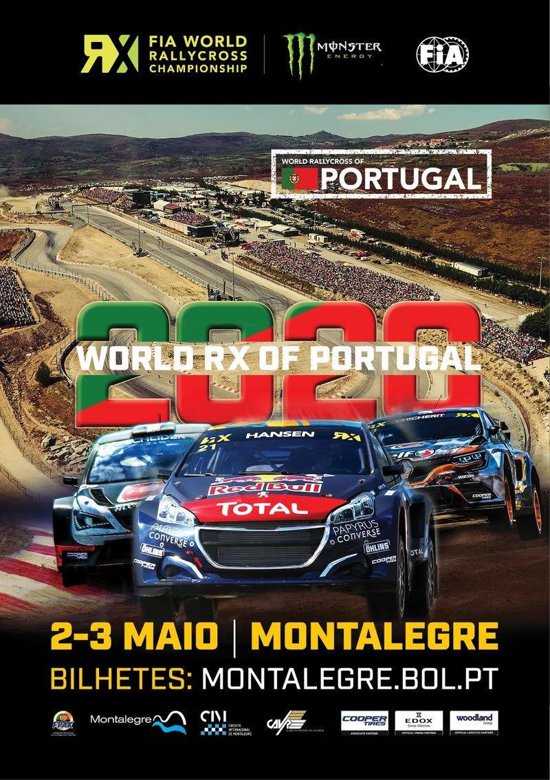 Bilhetes à venda para o Mundial Rallycross | Montalegre (2 e 3 maio) | Peneda Gerês TV