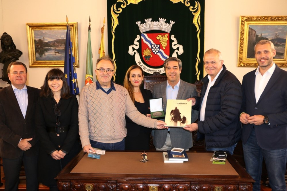 Autarca de Viry-Chatillon visita Arcos de Valdevez | Peneda Gerês TV