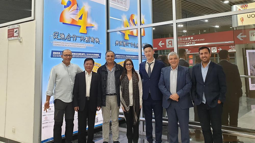 Município de Vila Nova de Cerveira representado na 24ª Feira Internacional de Macau | Peneda Gerês TV