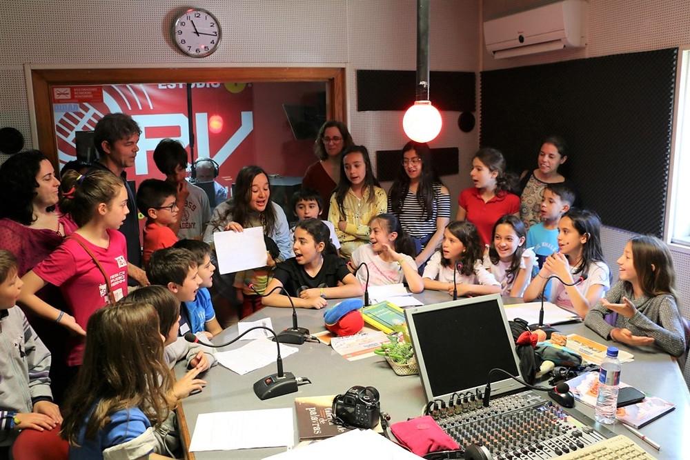 Ler o Mundo Com as Crianças | Peneda Gerês TV