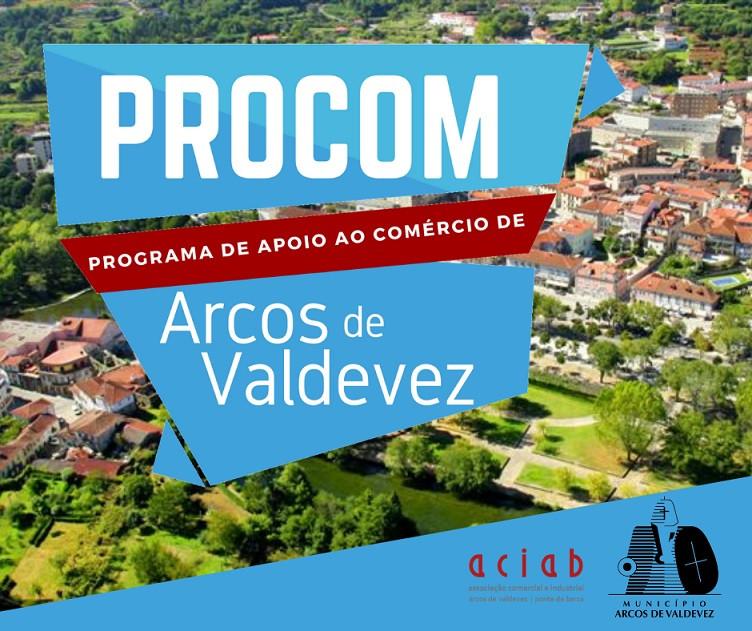 Candidaturas ao Programa de Apoio ao Comércio de Arcos de Valdevez abertas até 30 de setembro