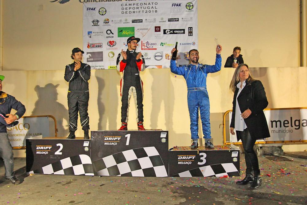 Diogo Correia sagrou-se campeão de Drift em Melgaço   Peneda Gerês TV
