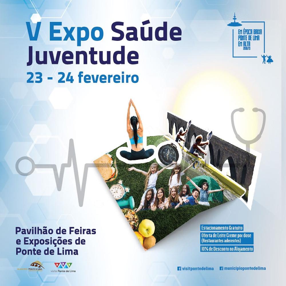 V Expo Saúde/Juventude, 23 a 24 de fevereiro | Peneda Gerês TV