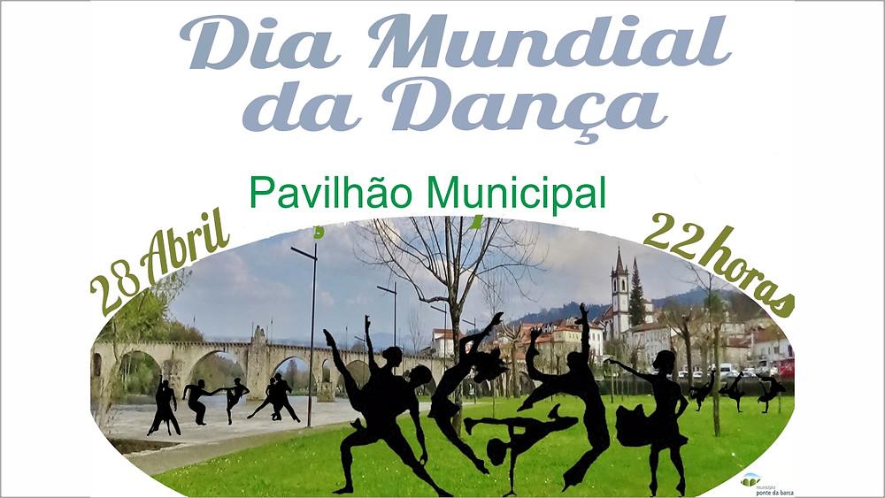 Dia Mundial da Dança 2018 Ponte da Barca | Peneda Gerês TV