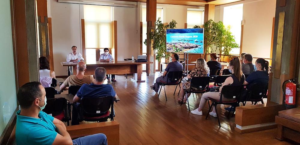 Município de Terras de Bouro promoveu sessão dupla com empresários concelhios do Turismo