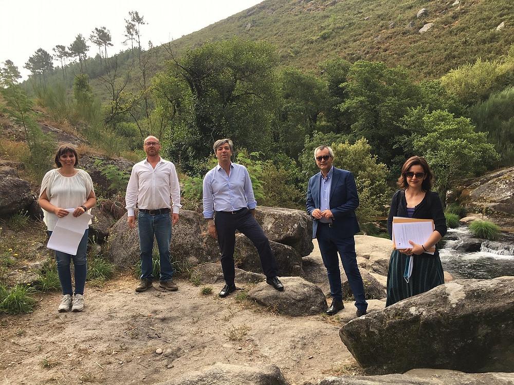 Consignada obra de expansão da ecovia do Vez entre Loureda e Cabreiro