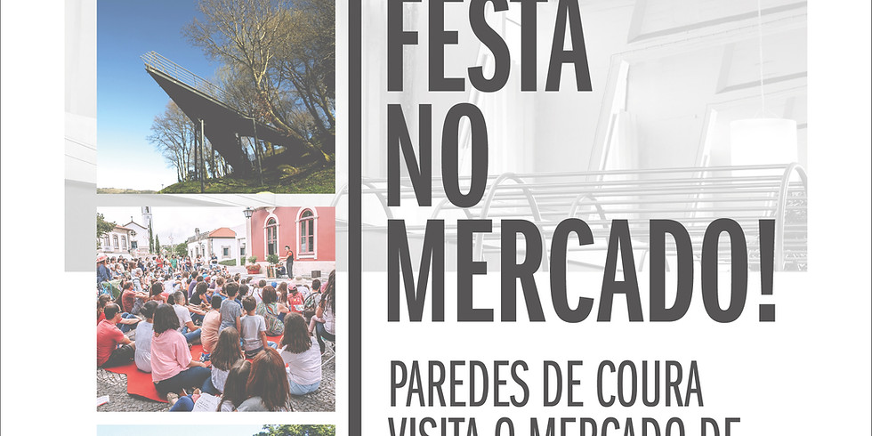 CouraMe - Há festa no mercado de Alvalade