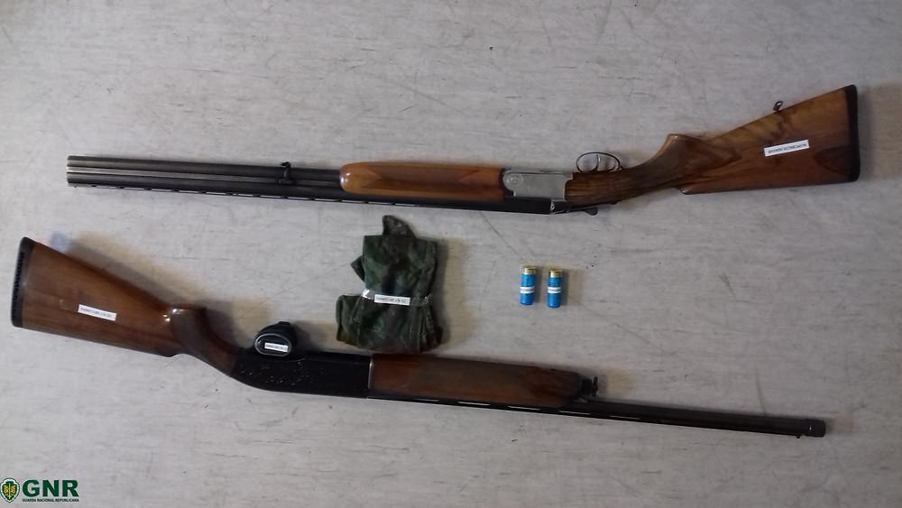 Jovem detido por posse ilegal de arma de caça em Vila Verde | Peneda Gerês TV