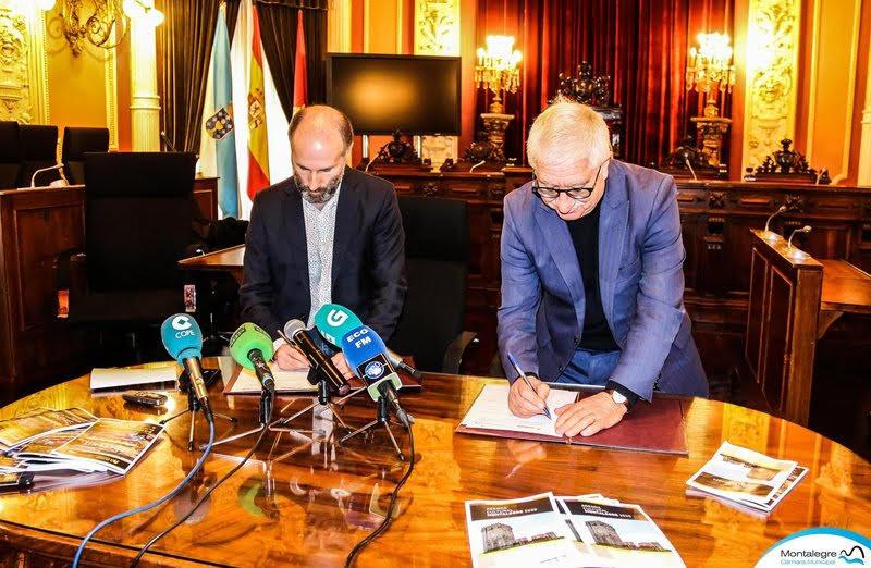 Montalegre e Ourense assinaram protocolo de cooperação transfronteiriça | Peneda Gerês TV