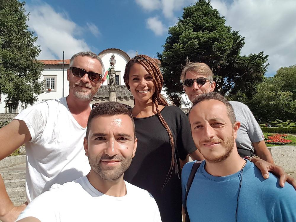 Canal francês France 5 grava em Ponte de Lima | Peneda Gerês TV