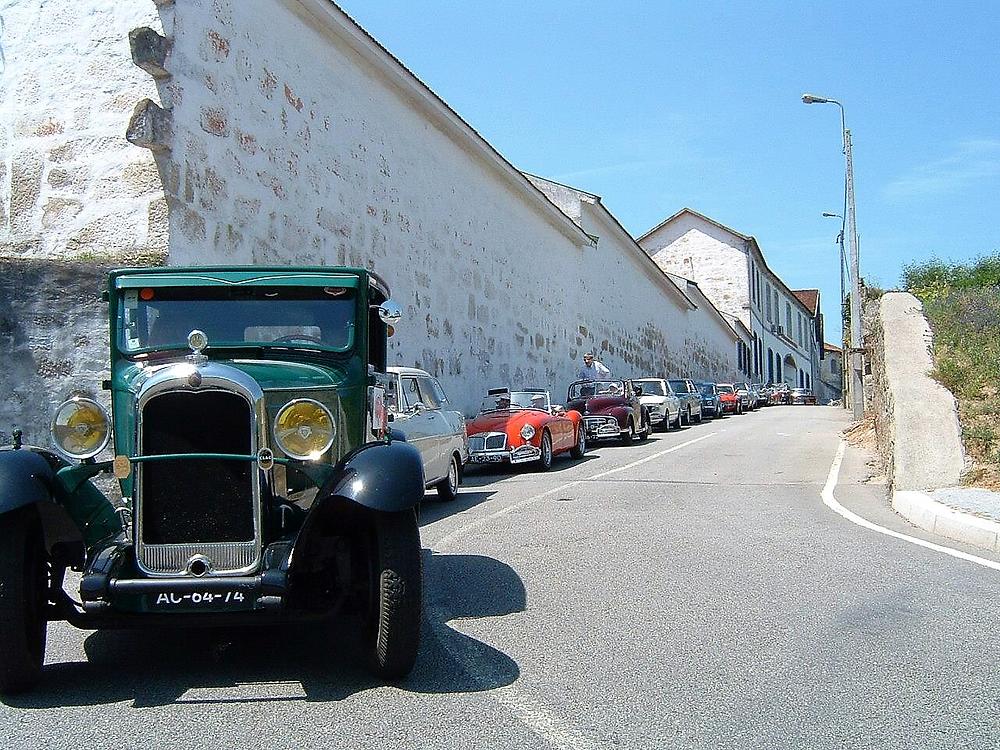Encontro de clássicos em Melgaço | Peneda Gerês TV