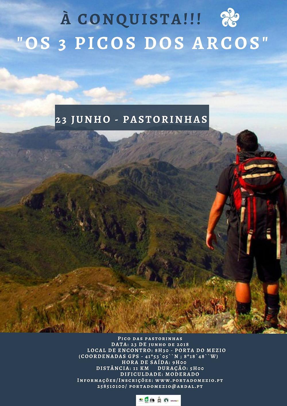 Os 3 Picos dos Arcos: Trilho das Pastorinhas | Peneda Gerês TV