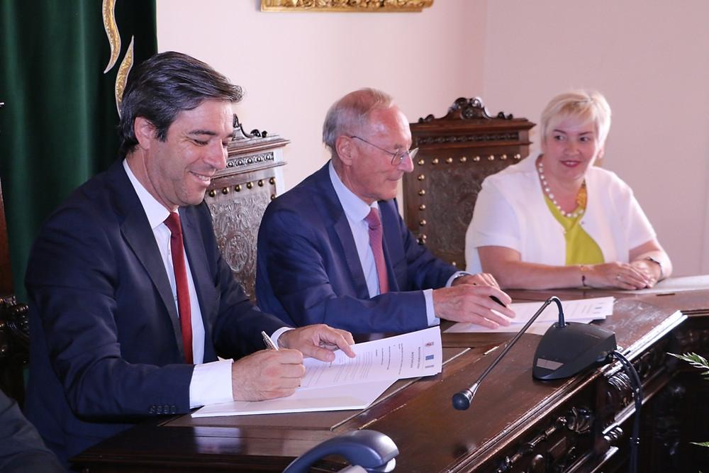 Assinatura de protocolo| Peneda Gerês TV