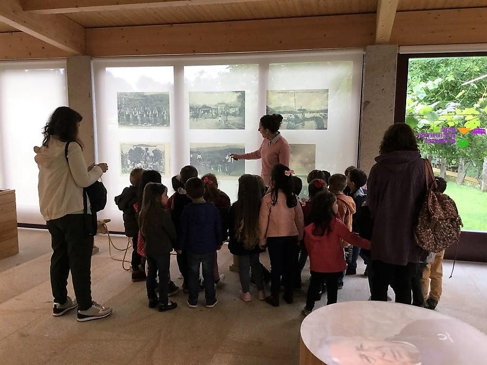 Jardim de Infância de Freixo participa em atividades pedagógicas do CIT   Peneda Gerês TV