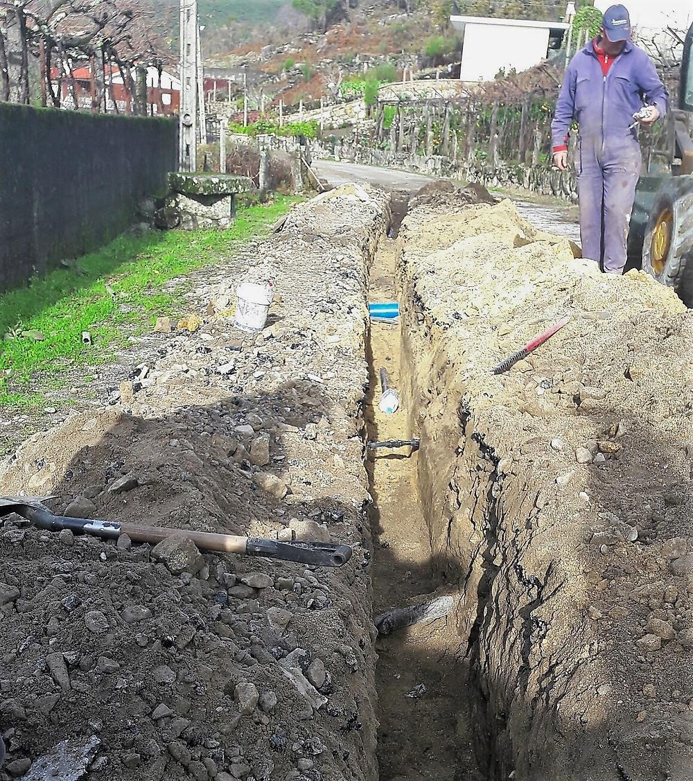 Arcos de Valdevez amplia rede de saneamento e abastecimento de água | Peneda Gerês TV