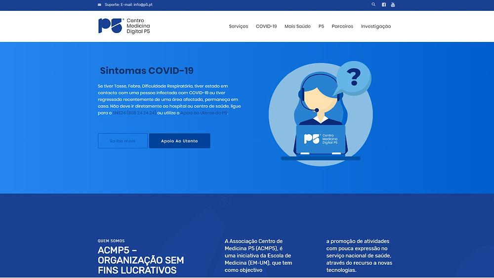 Paredes de Coura disponibiliza plataforma digital única na UE para dúvidas e pré triagem à COVID 19 | Peneda Gerês TV
