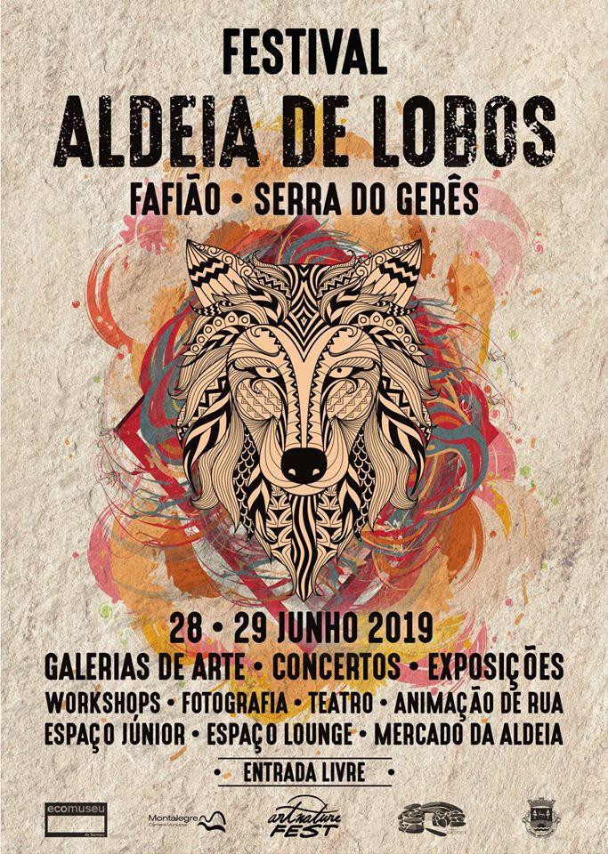 """Fafião promove festival """"Aldeia de Lobos""""   Peneda Gerês TV"""
