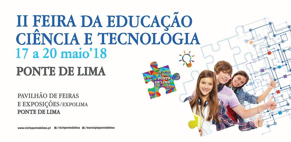 Expolima - II Feira da Educação Ciência e Tecnologia 17 a 20 de maio | Peneda Gerês TV