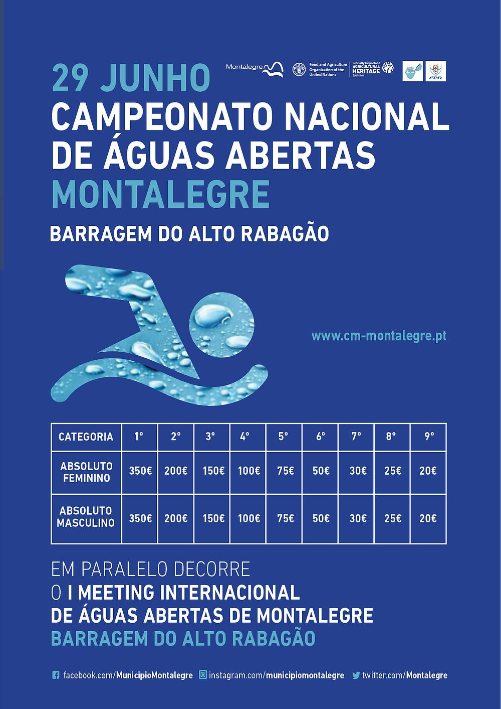 Campeonato Nacional de Águas Abertas Montalegre| Peneda Gerês TV
