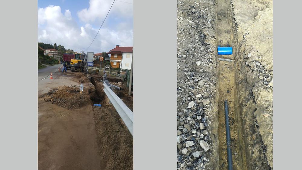 ampliar rede de abastecimento de água em Arcos de Valdevez | Peneda Gerês TV