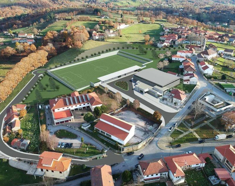 Salto vai ter novo complexo desportivo orçado em mais de 3.6 M€ | Peneda Gerês TV