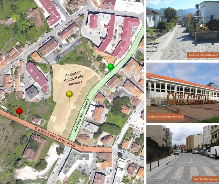 O Município de Arcos de Valdevez está a reabilitar o Centro Histórico do concelho, com o objetivo de aumentar a sua atratividade, reforçar a rede pedonal e rodoviária, e melhorar os espaços de utilização pública