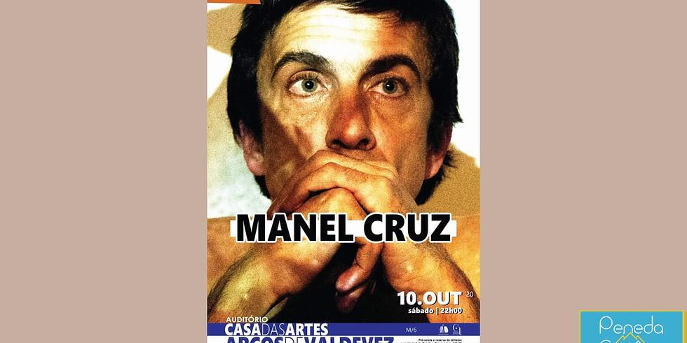 Manel Cruz na Casa das Artes