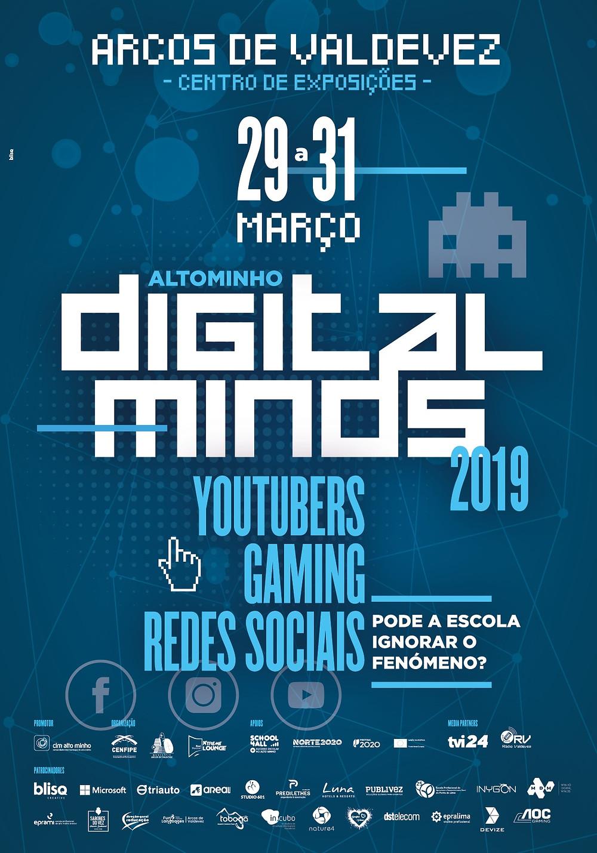 Fórum Alto Minho Digital Minds   Peneda Gerês TV