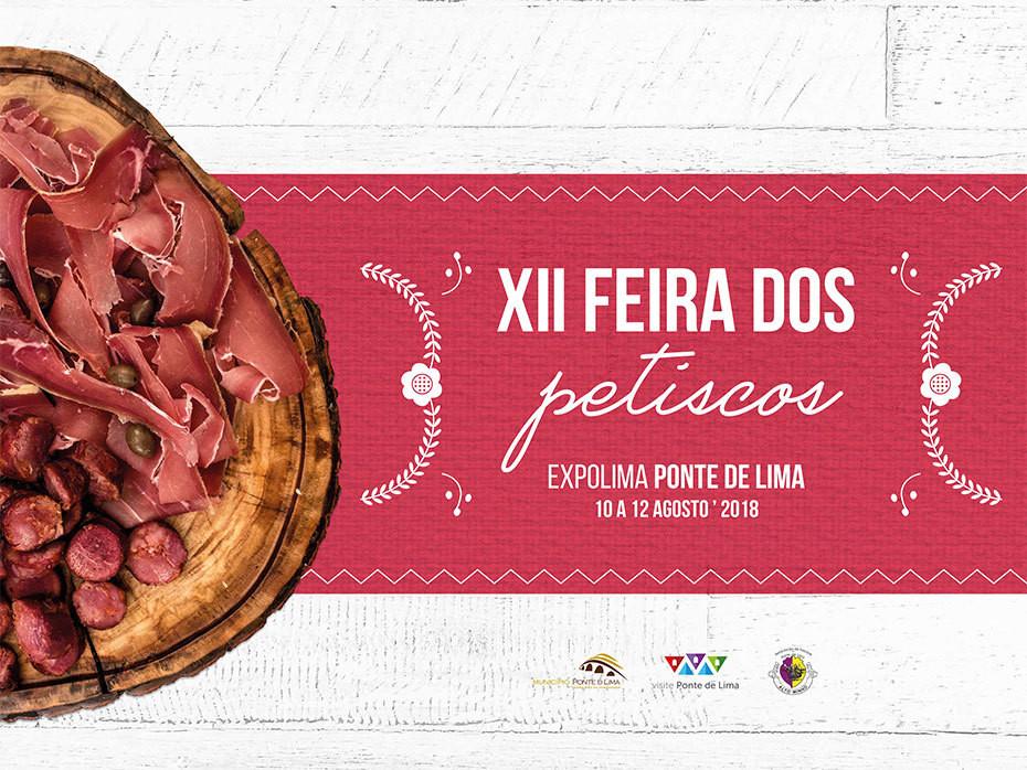 XII Feira dos Petiscos de Ponte de Lima  de 10 a 12 de agosto | Peneda Gerês TV