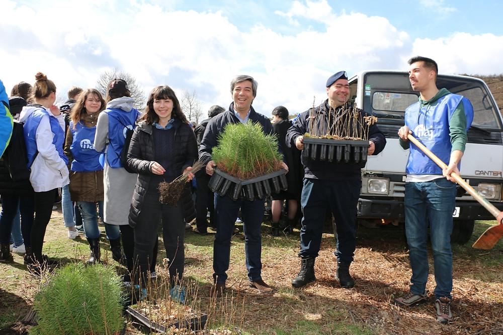 Arcos de Valdevez | reflorestação cabreiro | Peneda Gerês TV