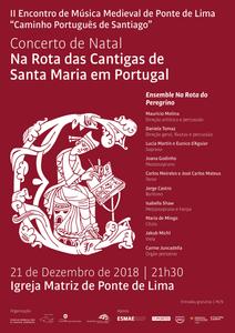 II Encontro de Música Medieval de Ponte de Lima | Peneda Gerês TV