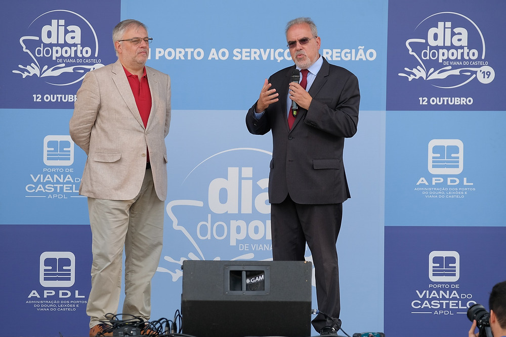 Viana do Castelo celebrou Dia do Porto de Mar   Peneda Gerês TV