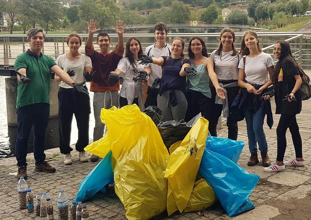 Arcos de Valdevez ajuda a limpar Portugal | Peneda Gerês TV