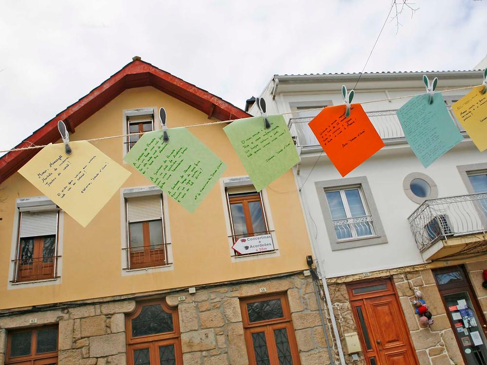 Um estendal de poesia pelas ruas de Melgaço | Peneda Gerês TV