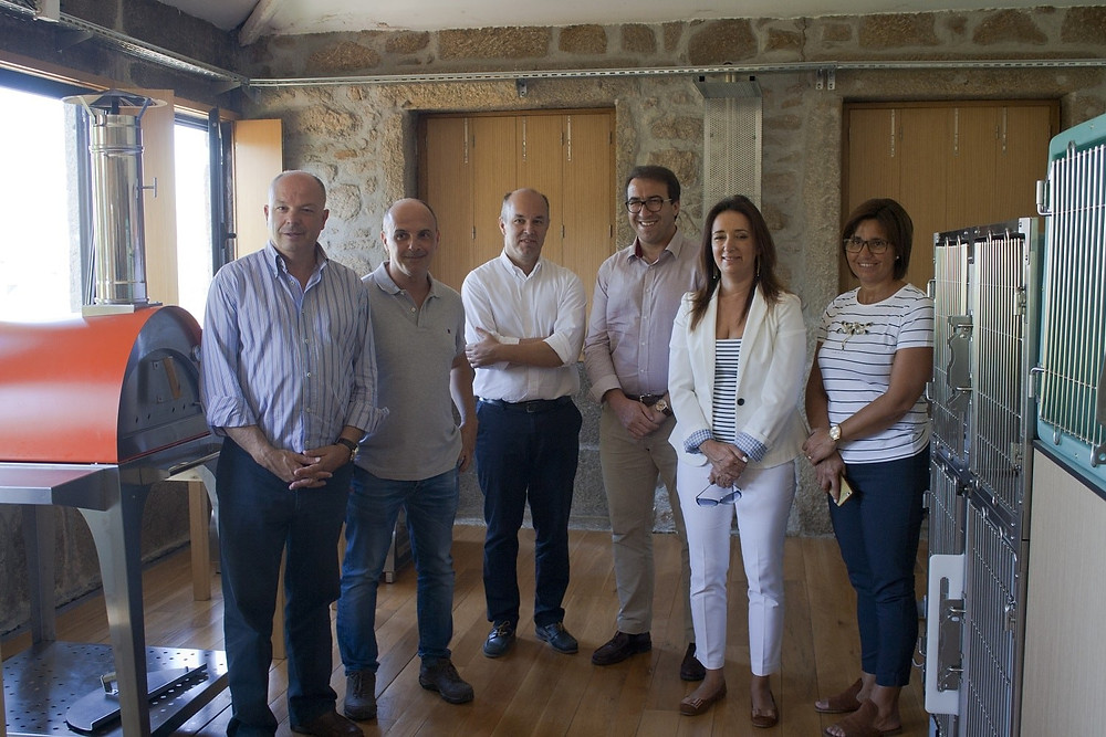 Executivo Limiano visita unidades empresariais empreendedoras | Peneda Gerês TV