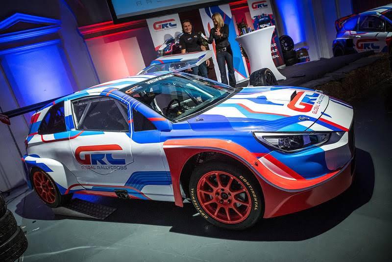 Global Rallycross Championship 2019  Peneda-Gerês TV